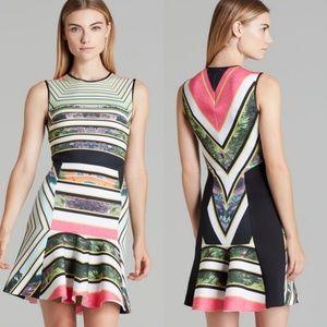 Clover Canyon Cuban Step Flippy Dress